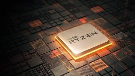 Характеристики гибридного процессора AMD Ryzen 7 3700U засветились в сети