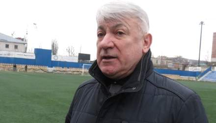 Президент українського футбольного клубу зі скандалом подав у відставку