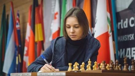 Музичук зіграла у нічию у півфіналі Чемпіонаті світу з шахів проти екс-українки