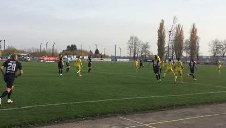 Український клуб покарали за бійку вболівальника із суддею