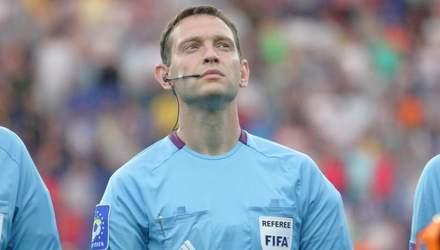 Українські арбітри працюватимуть на матчі Ліги націй