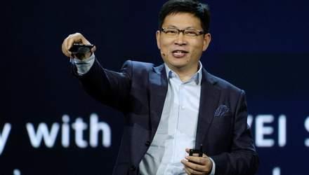Huawei готує до виходу окуляри доповненої реальності