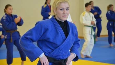 Українська дзюдоїстка виграла золоту медаль на гран-прі в Гаазі