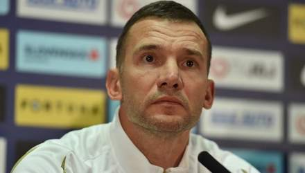 Шевченко после разгромного поражения может вызвать еще одного защитника в сборную Украины