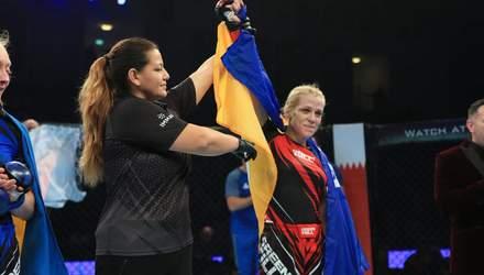 Вперше в історії: Україна виборола золоту медаль на чемпіонаті світу з ММА