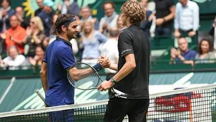 Роджер Федерер не зміг вийти до фіналу Підсумкового турніру
