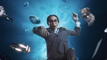 Країна чудес: Зої Кравіц знялася у святковому ролику Tiffany & Co