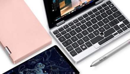 One Netbook представила компактный ноутбук-трансформер – One Mix 2