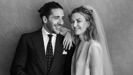 Дочка власника Zara відгуляла своє весілля: фото нарядів найбагатшої спадкоємиці світу