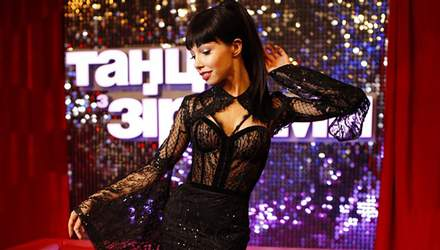 """""""Танці з зірками 2018"""": як Катерина Кухар станцювала запальний фрістайл у прямому ефірі"""
