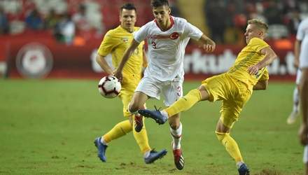 Збірна України зіграла внічию з Туреччиною