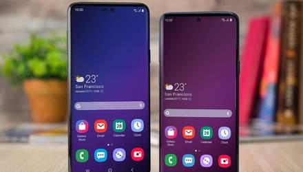 Фото дня: смартфон Samsung Galaxy S10 с инновационным дисплеем