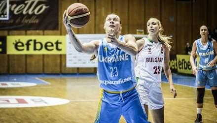 Українка визнана найрезультативнішою баскетболісткою відбору на ЄвроБаскет-2019