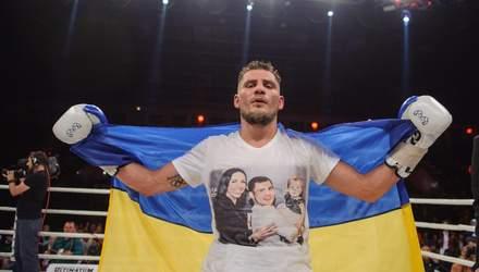 Український боксер збирається стати міністром спорту України