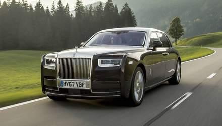 Лимитированная серия автомобилей Rolls-Royce. Китай построил самый длинный в мире мост