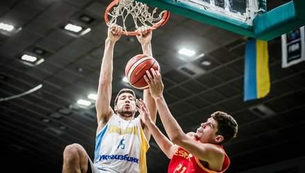 В сборную Украины по баскетболу на матчи отбора к ЧМ-2019 вызвали пятерых новичков