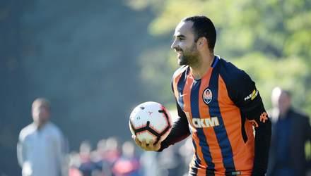 """""""Шахтар"""" опублікував яскраве відео, присвячене 100 матчам Ісмаїлі за клуб"""
