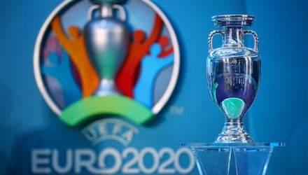 Став відомий склад усіх корзин жеребкування кваліфікації Євро-2020: з ким може зіграти Україна