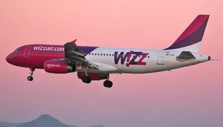 Wizz Air запустить рейси з Кракова до двох українських міст