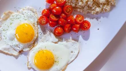 Що означає колір жовтка яйця