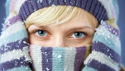Алергія на холод: що це таке та як з нею боротись