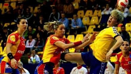 Украина уступила Испании в матче Кубка Турчина