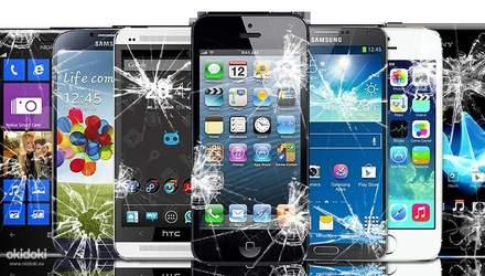 Що у смартфонах ламається найчастіше