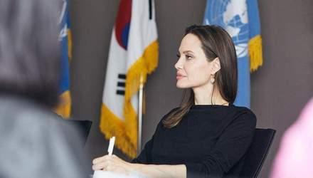 Ряди акторів Голлівуду рідшають: Анджеліна Джолі стане ведучою на BBC Radio Show