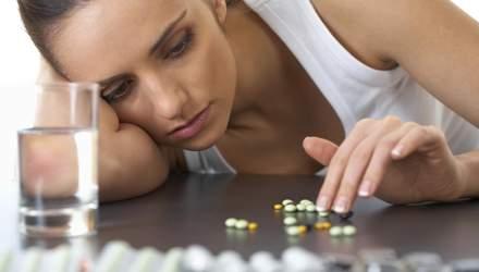 У чому головна шкода антидепресантів: пояснення лікарів