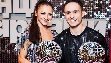 Танцы со звездами 2018: трогательная реакция Илоны Гвоздева на победу в шоу