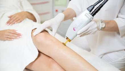 Коли лазерна епіляція може бути шкідливою: плюси та мінуси цього методу видалення волосся