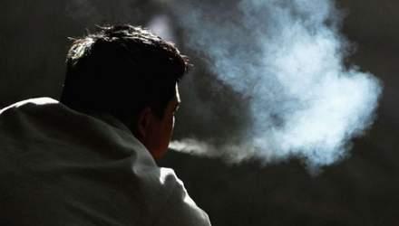 Науковці дослідили, як куріння впливає на мозок