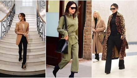 Как одеваться в стиле Виктории Бекхэм: советы и лайфхаки