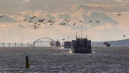 Законопослушная Украина и нелогичный Путин: как Трамп должен вмешатся в конфликт в Азовском море