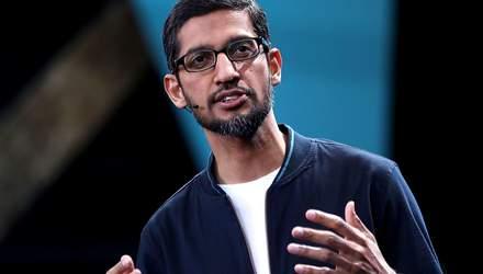 CEO Google виступить в американському Конгресі