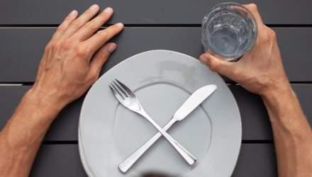 Як піст впливає на організм: шкода і користь для здоров'я