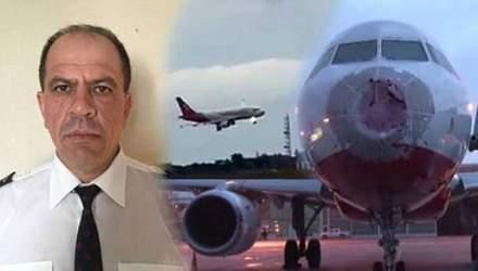 Александр Акопов – украинский летчик, который вслепую спас самолет со 121 пассажиром на борту