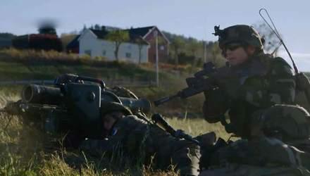 Как происходили многочисленные в истории учения НАТО