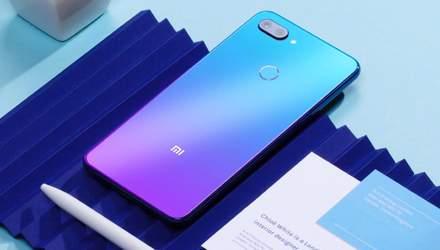 Неочікуване рішення: Xiaomi розповіла про особливості задньої кришки смартфона Mi 8 Lite