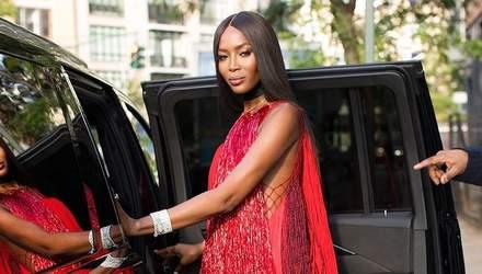 Из моделей в блогеры: Наоми Кэмпбелл завела свой YouTube-канал