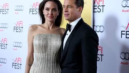Голлівудське перемир'я: Анджеліна Джолі і Бред Пітт підписали угоду з опіки над дітьми
