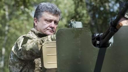Воєнний стан і вибори-2019 в Україні: що задумав Порошенко