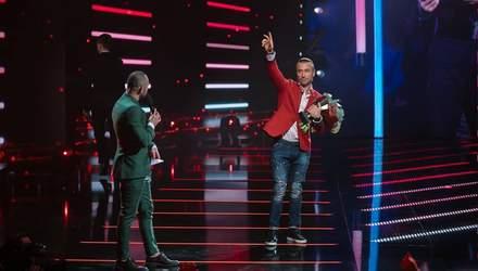 """M1 Music Awards 2018: Олег Винник прокомментировал свое звание """"Певца года"""""""