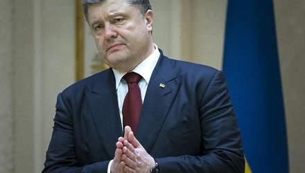 Гра в імітацію: чому Порошенко вирішив скористатися російською агресією