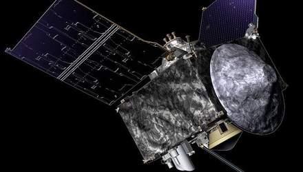 Міжпланетна станція OSIRIS-REx зустрінеться з астероїдом Бенну