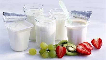 Як правильно вибрати йогурт: порада дієтолога