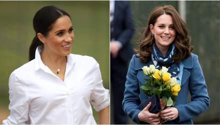 Королівське перемир'я: Кейт Міддлтон і Меган Маркл святкуватимуть Різдво разом