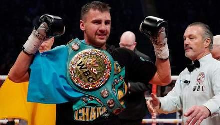Гвоздик совершил фантастический прыжок в рейтинге лучших боксеров мира