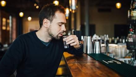 Вчені назвали 5 типів людей, які залежні від алкоголю