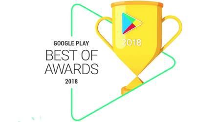 Найкращі додатки 2018 року за версією Google: українська гра серед лідерів